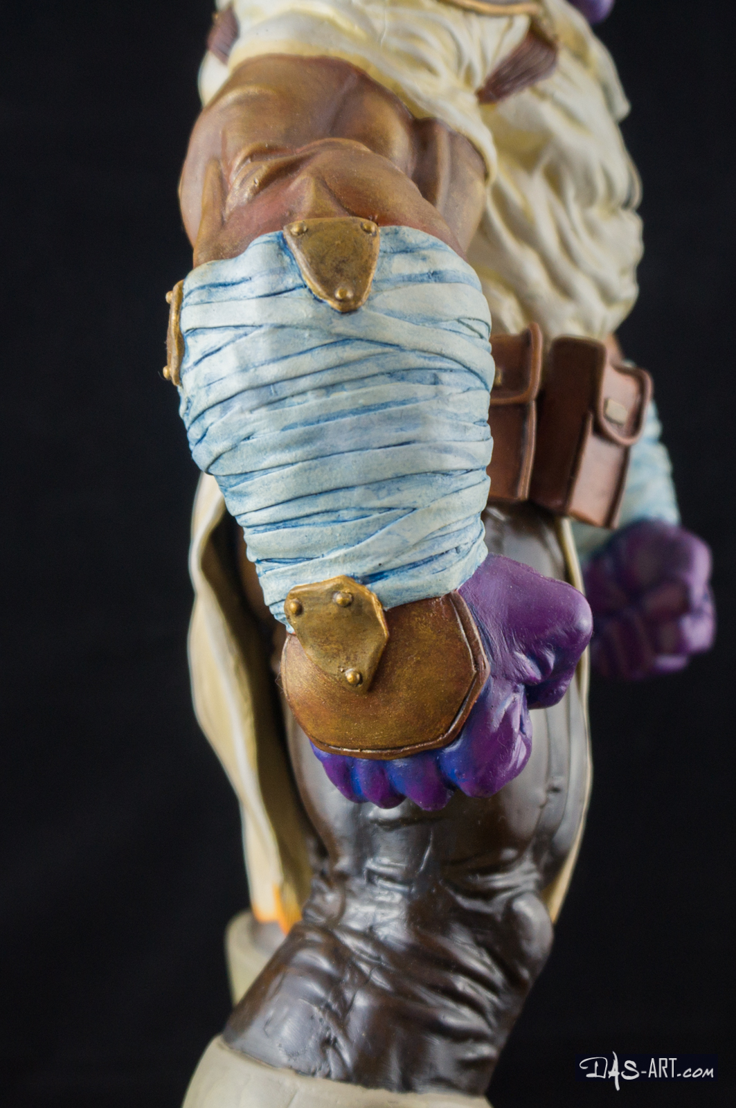 """19 - Thanos """"Annihilation"""" statue 20170710-Thanos_Annihilation-statue-sculpted_by_Thierry_Bellaghama-painted_by_Das-016"""