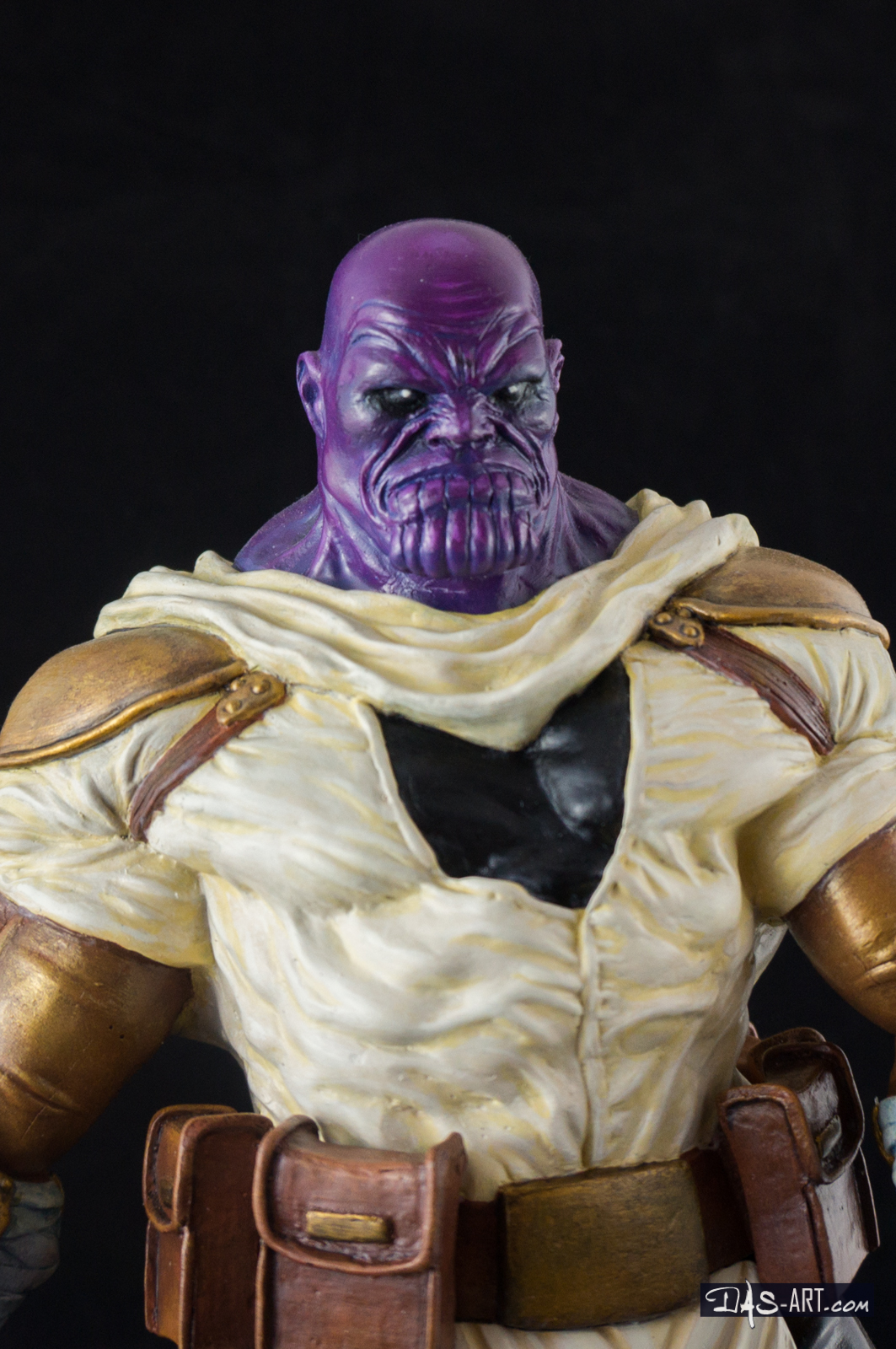 """19 - Thanos """"Annihilation"""" statue 20170710-Thanos_Annihilation-statue-sculpted_by_Thierry_Bellaghama-painted_by_Das-018"""