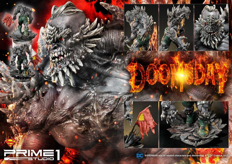 DC Comics - Doomsday - Museum Masterline 1/3 Statue   Mmdc-28_a01
