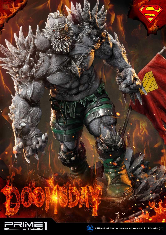 DC Comics - Doomsday - Museum Masterline 1/3 Statue   Mmdc-28_a02