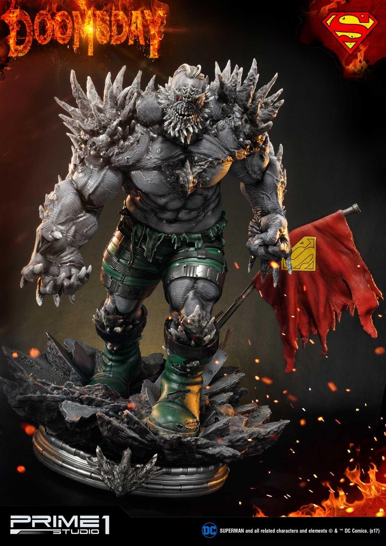 DC Comics - Doomsday - Museum Masterline 1/3 Statue   Mmdc-28_a03