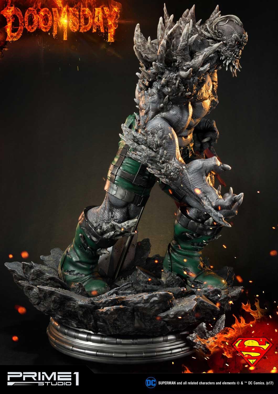 DC Comics - Doomsday - Museum Masterline 1/3 Statue   Mmdc-28_a05