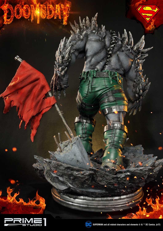 DC Comics - Doomsday - Museum Masterline 1/3 Statue   Mmdc-28_a06