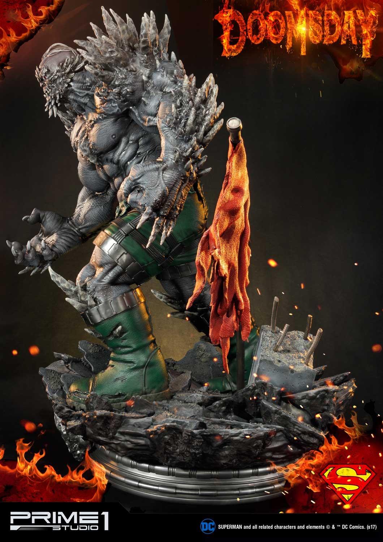 DC Comics - Doomsday - Museum Masterline 1/3 Statue   Mmdc-28_a07