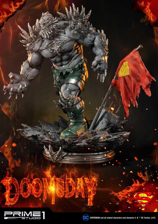 DC Comics - Doomsday - Museum Masterline 1/3 Statue   Mmdc-28_a08