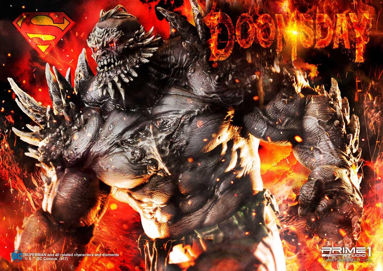 DC Comics - Doomsday - Museum Masterline 1/3 Statue   Mmdc-28_a09