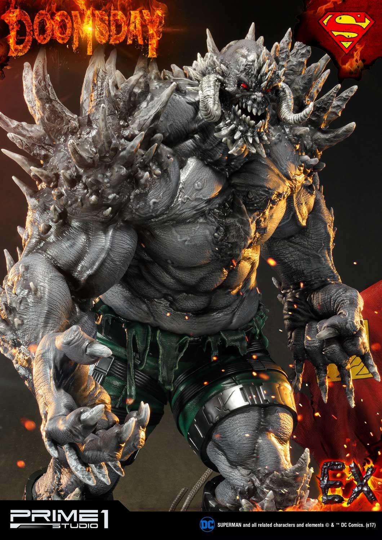 DC Comics - Doomsday - Museum Masterline 1/3 Statue   Mmdc-28_b02_ex