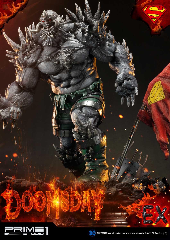 DC Comics - Doomsday - Museum Masterline 1/3 Statue   Mmdc-28_b03_ex