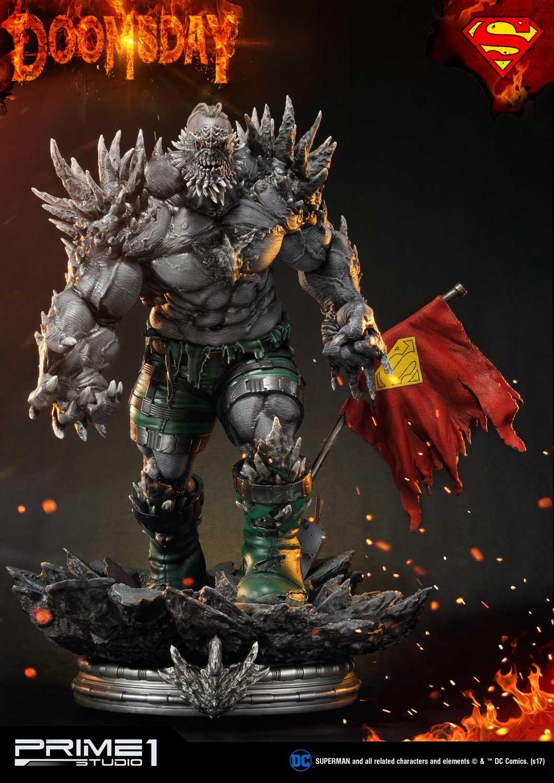 DC Comics - Doomsday - Museum Masterline 1/3 Statue   Mmdc-28_b06