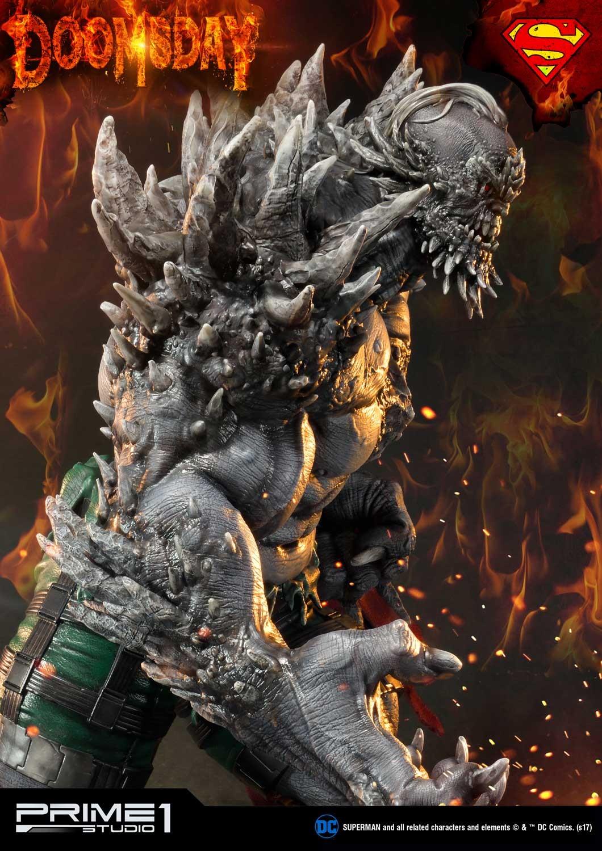 DC Comics - Doomsday - Museum Masterline 1/3 Statue   Mmdc-28_b09