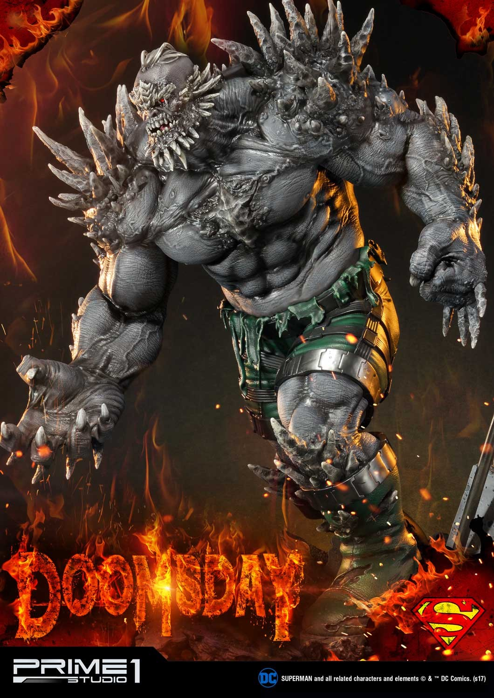 DC Comics - Doomsday - Museum Masterline 1/3 Statue   Mmdc-28_b10