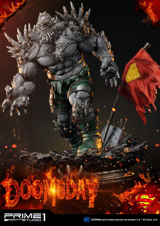 DC Comics - Doomsday - Museum Masterline 1/3 Statue   Mmdc-28_b12