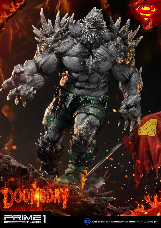 DC Comics - Doomsday - Museum Masterline 1/3 Statue   Mmdc-28_b14
