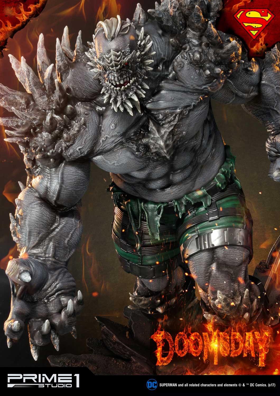 DC Comics - Doomsday - Museum Masterline 1/3 Statue   Mmdc-28_b15