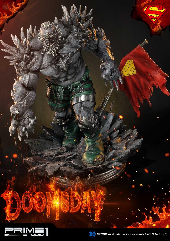 DC Comics - Doomsday - Museum Masterline 1/3 Statue   Mmdc-28_b16