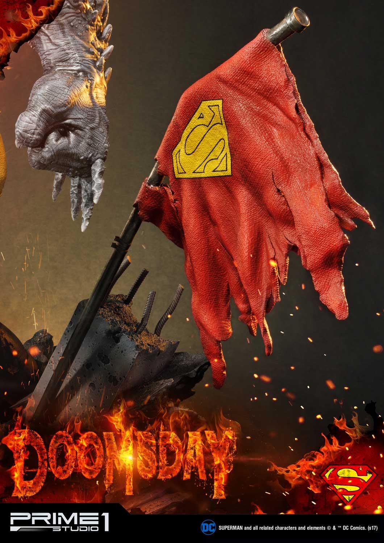 DC Comics - Doomsday - Museum Masterline 1/3 Statue   Mmdc-28_b17