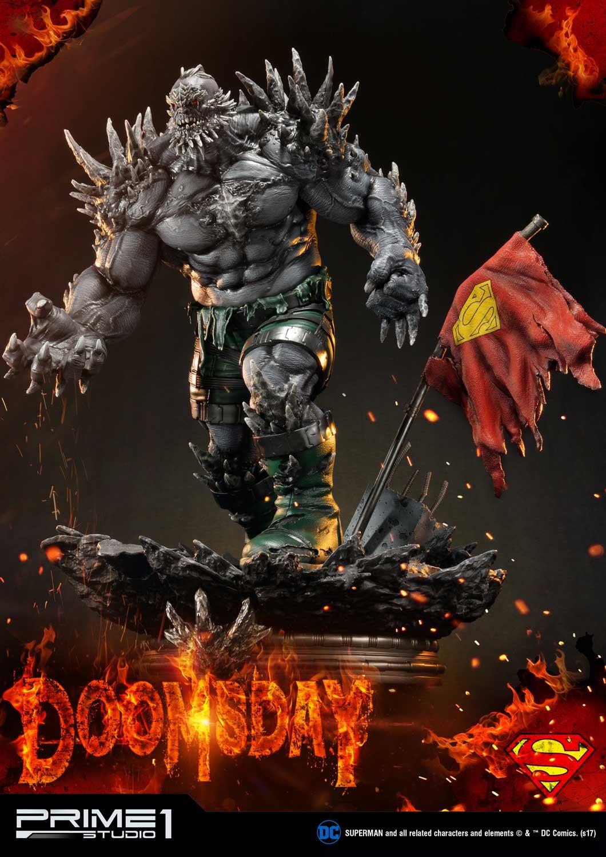 DC Comics - Doomsday - Museum Masterline 1/3 Statue   Mmdc-28_b18