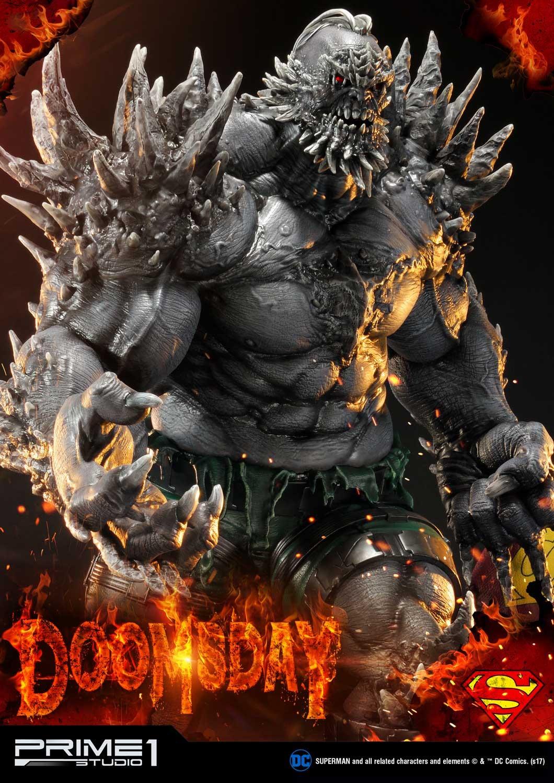 DC Comics - Doomsday - Museum Masterline 1/3 Statue   Mmdc-28_b19