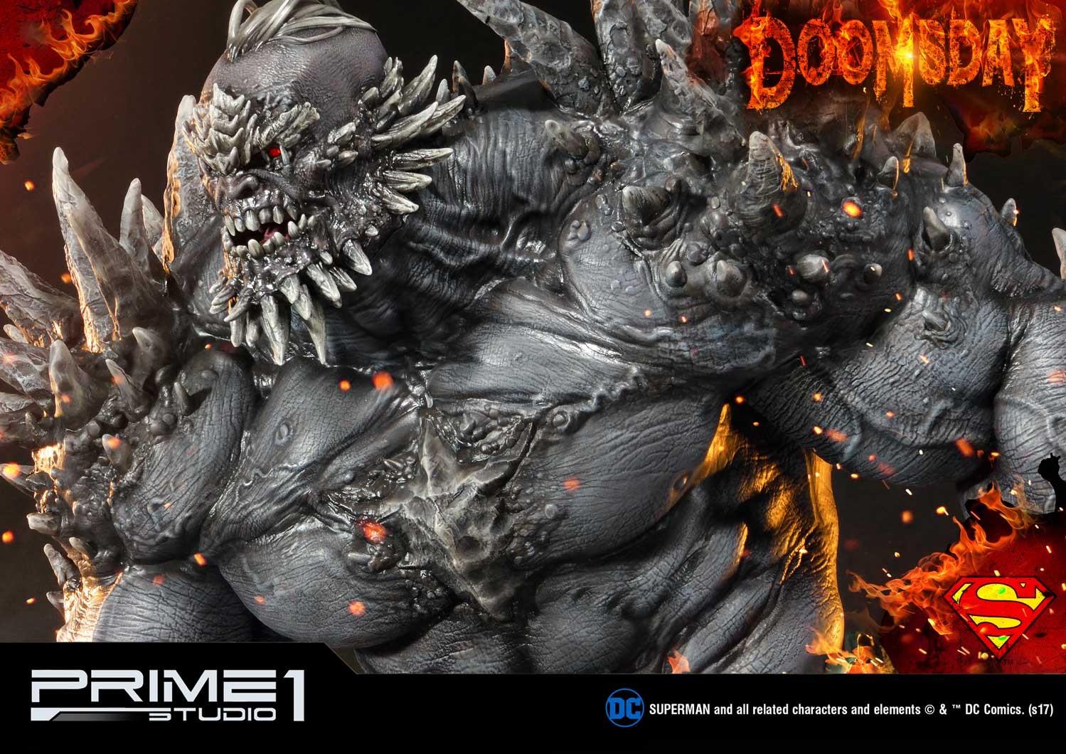 DC Comics - Doomsday - Museum Masterline 1/3 Statue   Mmdc-28_b22