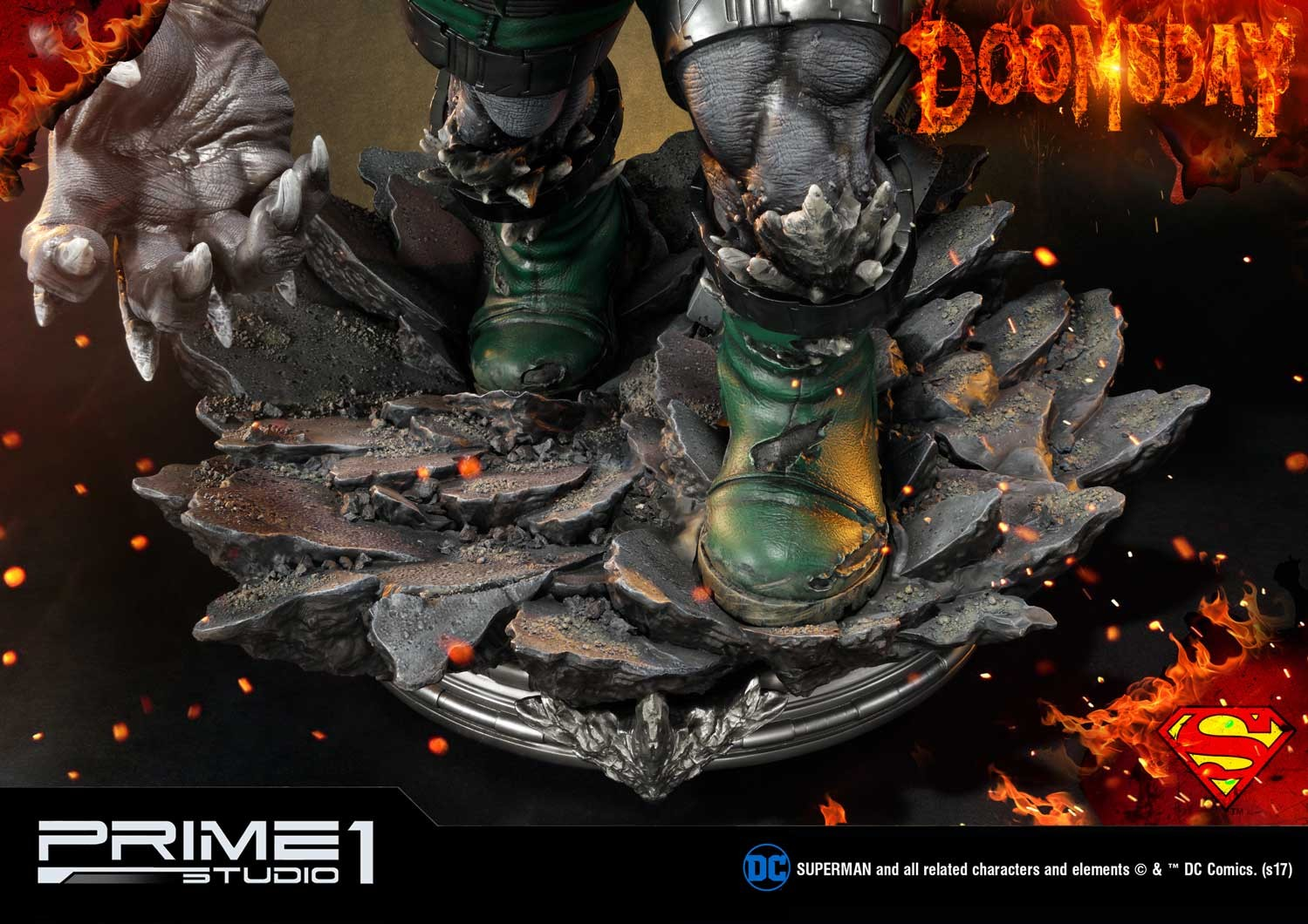 DC Comics - Doomsday - Museum Masterline 1/3 Statue   Mmdc-28_b24