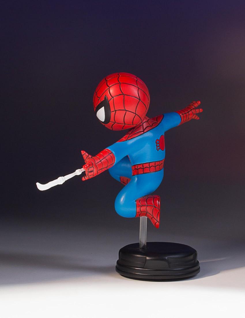 SPIDER-MAN SKOTTIE YOUNG STATUE SDCC 2017 EXCLUSIVE SDCC-2017-Exclusive-Spider-Man-Animated-Statue_04