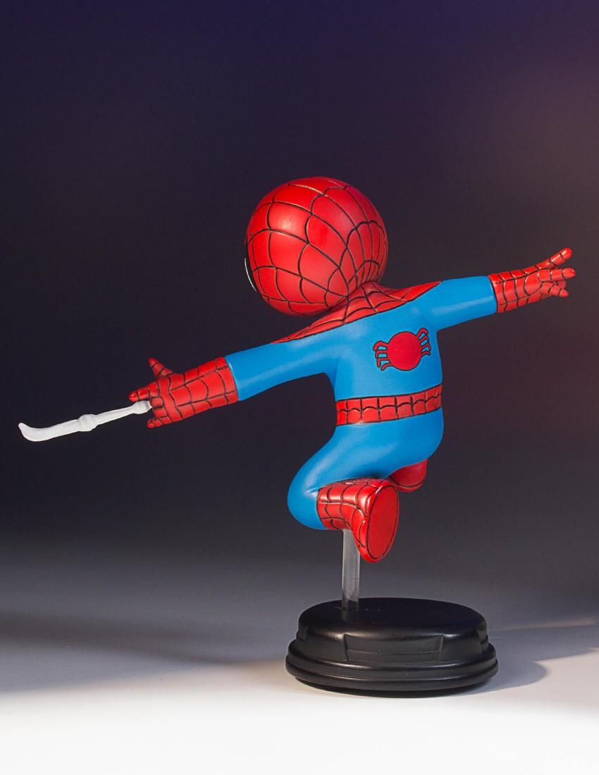 SPIDER-MAN SKOTTIE YOUNG STATUE SDCC 2017 EXCLUSIVE SDCC-2017-Exclusive-Spider-Man-Animated-Statue_05