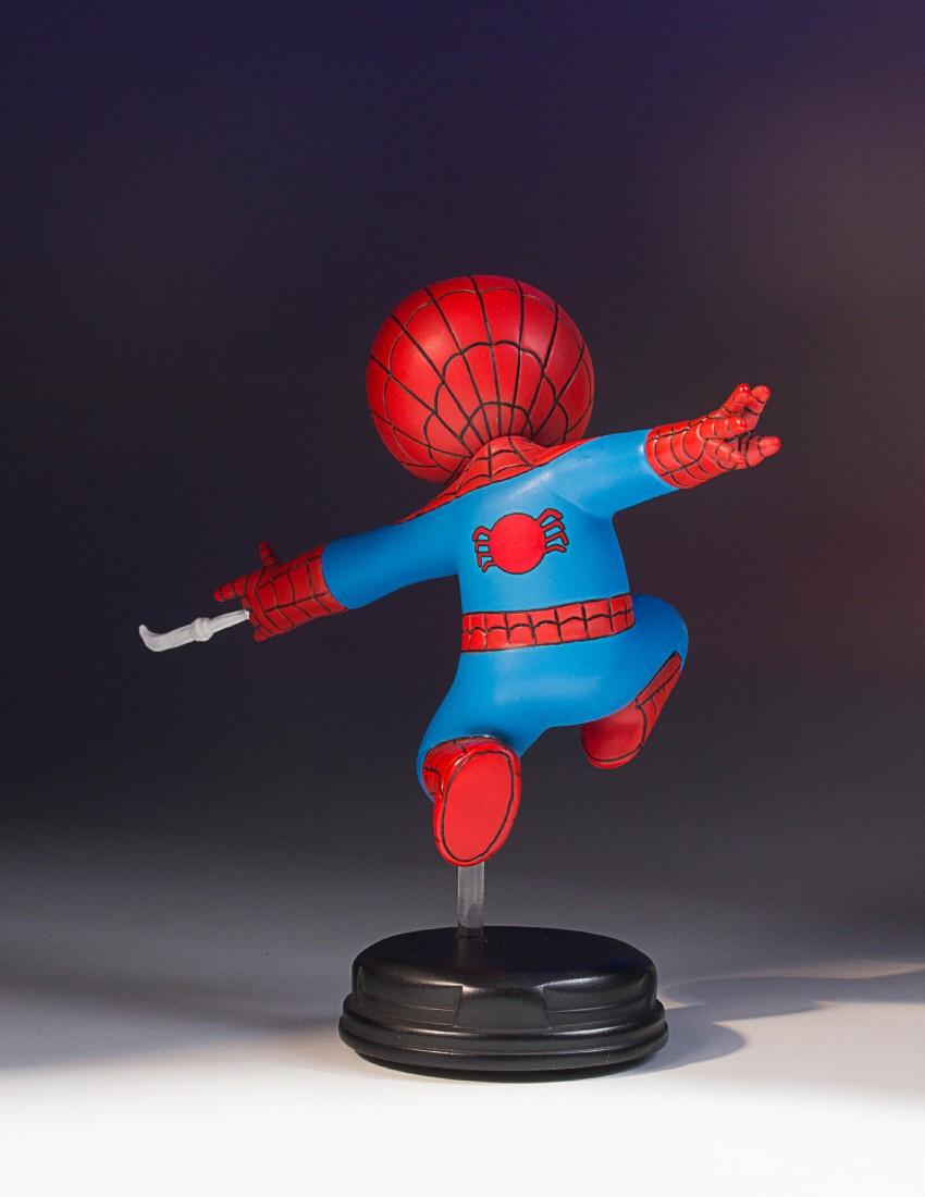 SPIDER-MAN SKOTTIE YOUNG STATUE SDCC 2017 EXCLUSIVE SDCC-2017-Exclusive-Spider-Man-Animated-Statue_06
