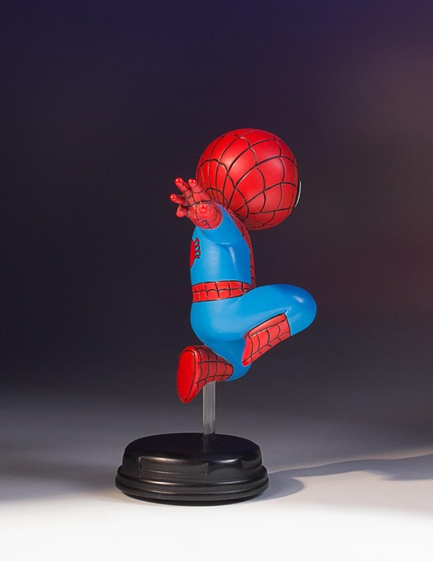 SPIDER-MAN SKOTTIE YOUNG STATUE SDCC 2017 EXCLUSIVE SDCC-2017-Exclusive-Spider-Man-Animated-Statue_07