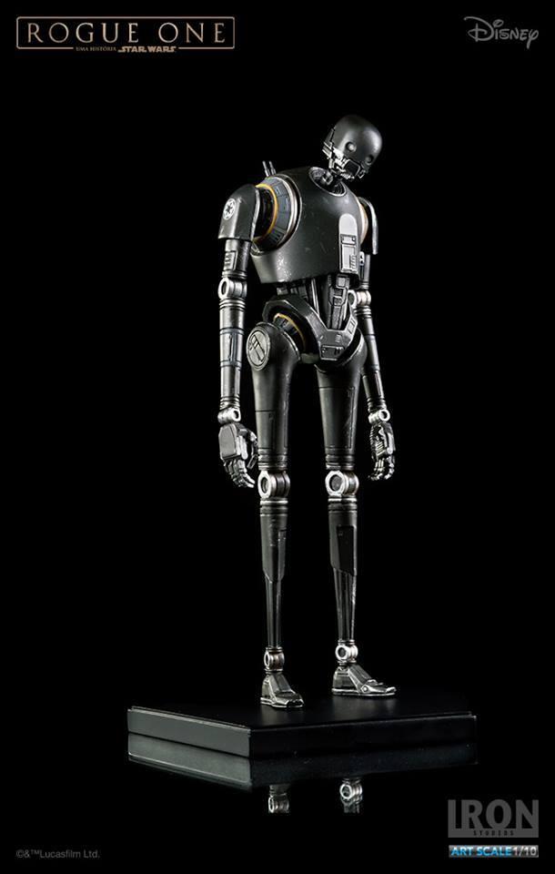 IRON STUDIOS: ROGUE ONE K2-So art scale 1/10  Iron-studios-K2-so-art-scale-06