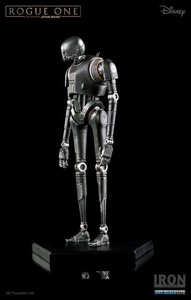 IRON STUDIOS: ROGUE ONE K2-So art scale 1/10  Iron-studios-K2-so-art-scale-07