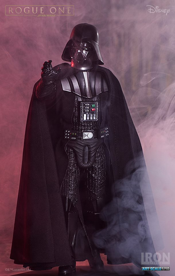 IRON STUDIOS: ROGUE ONE DARTH VADER  art scale 1/10  Iron-studios-darth-vader-rogue-one-art-scale-01