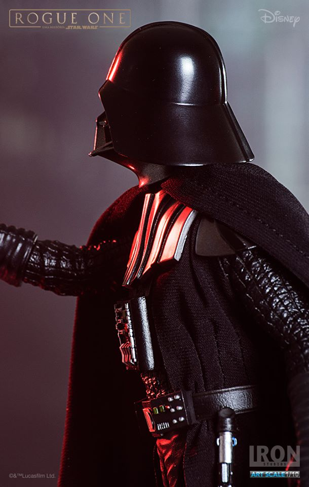 IRON STUDIOS: ROGUE ONE DARTH VADER  art scale 1/10  Iron-studios-darth-vader-rogue-one-art-scale-04