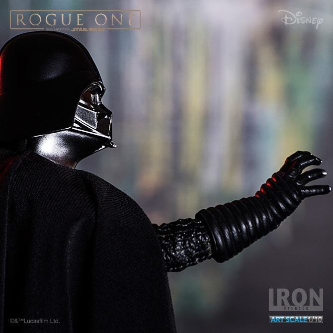 IRON STUDIOS: ROGUE ONE DARTH VADER  art scale 1/10  Iron-studios-darth-vader-rogue-one-art-scale-07