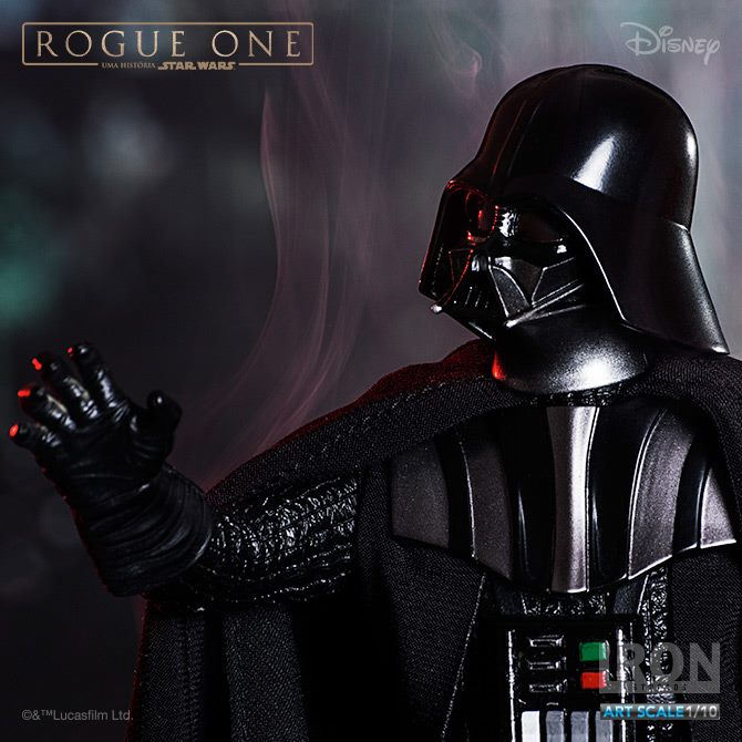 IRON STUDIOS: ROGUE ONE DARTH VADER  art scale 1/10  Iron-studios-darth-vader-rogue-one-art-scale-08