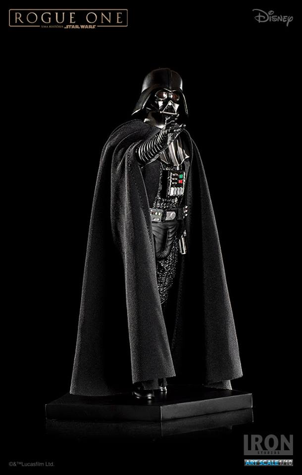 IRON STUDIOS: ROGUE ONE DARTH VADER  art scale 1/10  Iron-studios-darth-vader-rogue-one-art-scale-10