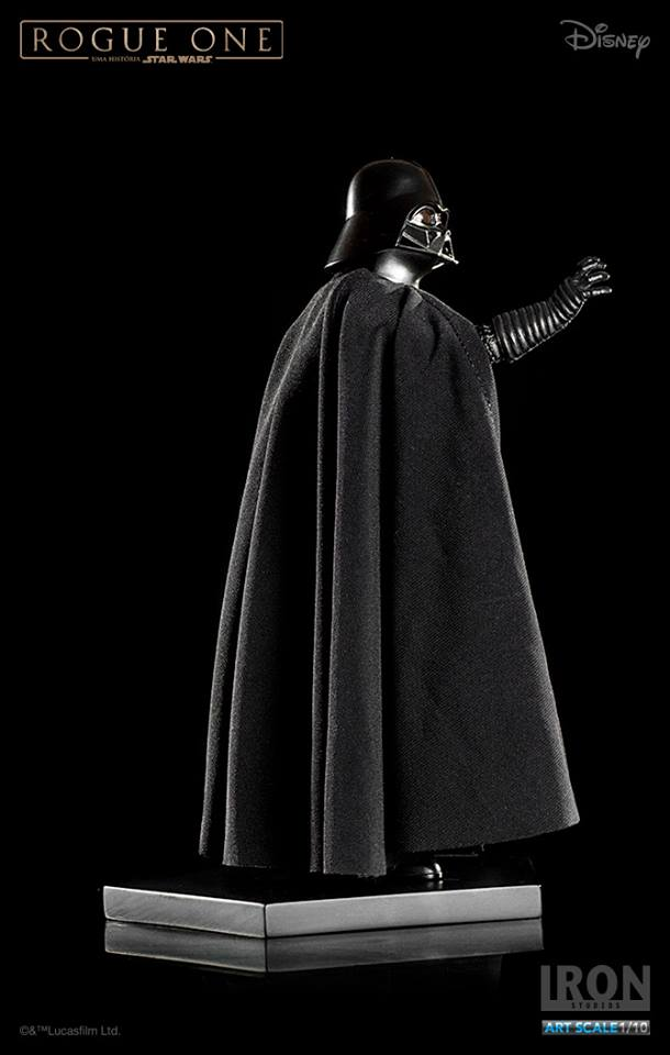 IRON STUDIOS: ROGUE ONE DARTH VADER  art scale 1/10  Iron-studios-darth-vader-rogue-one-art-scale-11