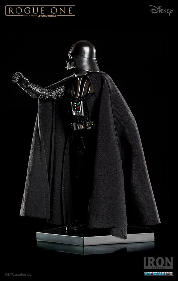 IRON STUDIOS: ROGUE ONE DARTH VADER  art scale 1/10  Iron-studios-darth-vader-rogue-one-art-scale-13