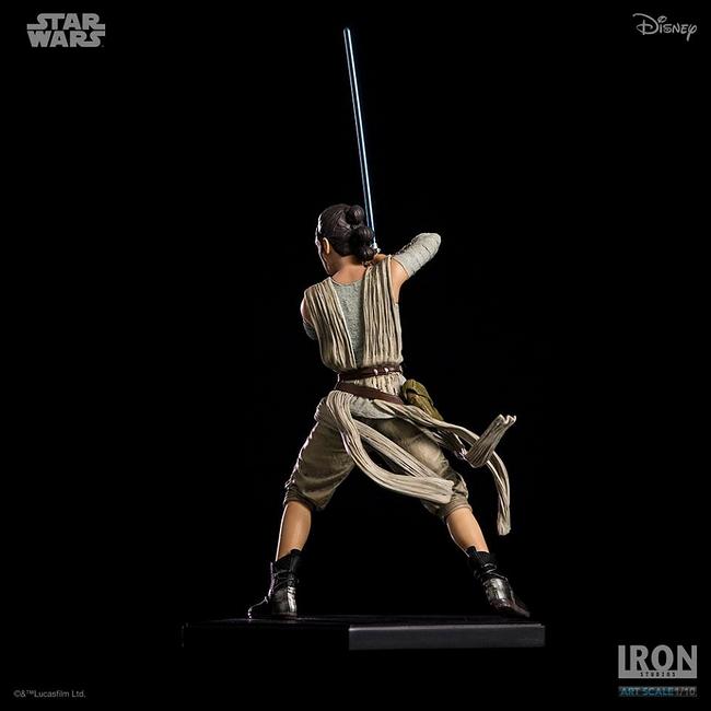 IRON STUDIOS: REY art scale 1/10 Rey-iron-studios-12
