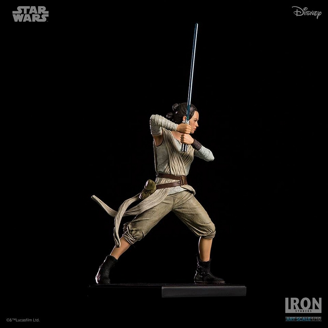 IRON STUDIOS: REY art scale 1/10 Rey-iron-studios-15