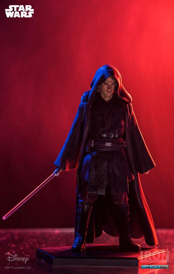 IRON STUDIOS: ANAKIN SKYWALKER  art scale 1/10  Anakin-skywalker-art-scale-iron-studios-01