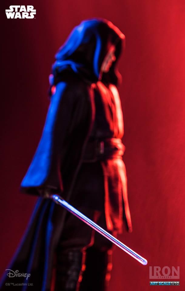 IRON STUDIOS: ANAKIN SKYWALKER  art scale 1/10  Anakin-skywalker-art-scale-iron-studios-02