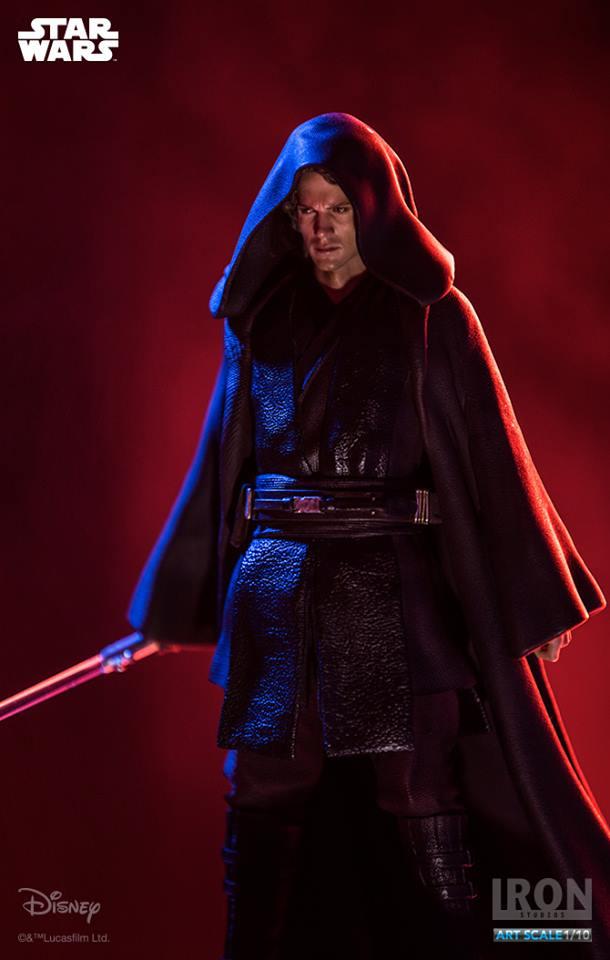 IRON STUDIOS: ANAKIN SKYWALKER  art scale 1/10  Anakin-skywalker-art-scale-iron-studios-03