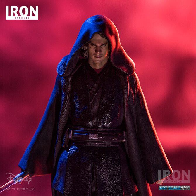 IRON STUDIOS: ANAKIN SKYWALKER  art scale 1/10  Anakin-skywalker-art-scale-iron-studios-04