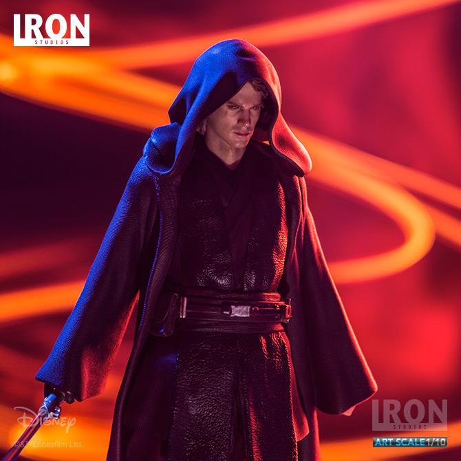 IRON STUDIOS: ANAKIN SKYWALKER  art scale 1/10  Anakin-skywalker-art-scale-iron-studios-05