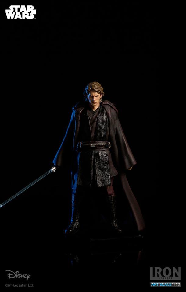 IRON STUDIOS: ANAKIN SKYWALKER  art scale 1/10  Anakin-skywalker-art-scale-iron-studios-07
