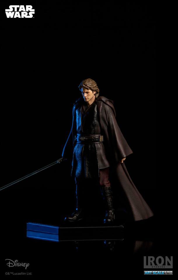 IRON STUDIOS: ANAKIN SKYWALKER  art scale 1/10  Anakin-skywalker-art-scale-iron-studios-08