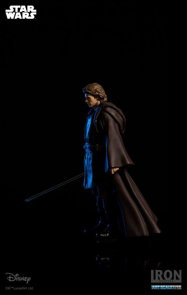 IRON STUDIOS: ANAKIN SKYWALKER  art scale 1/10  Anakin-skywalker-art-scale-iron-studios-09