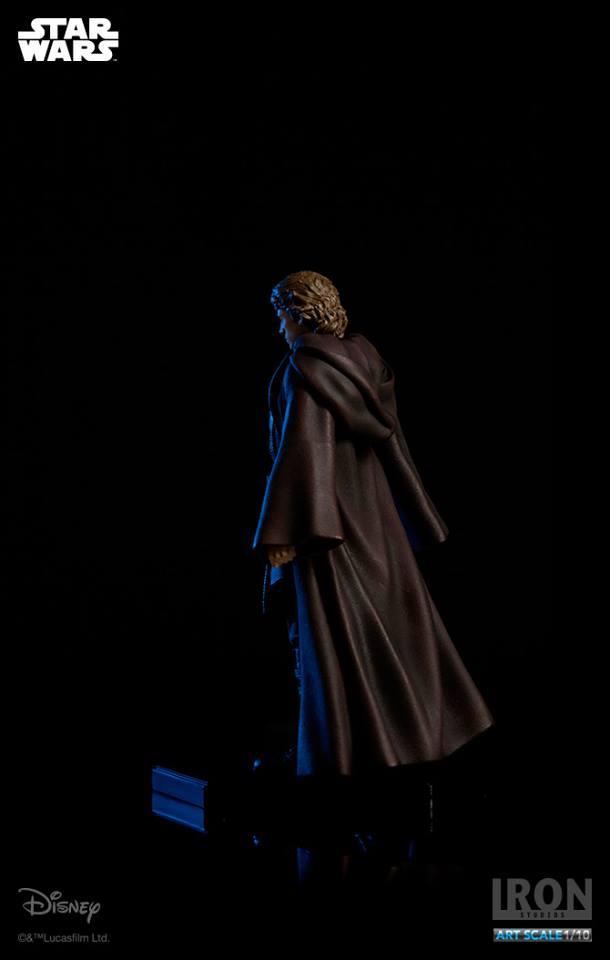 IRON STUDIOS: ANAKIN SKYWALKER  art scale 1/10  Anakin-skywalker-art-scale-iron-studios-10