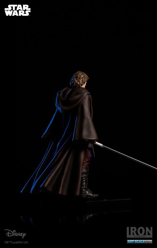 IRON STUDIOS: ANAKIN SKYWALKER  art scale 1/10  Anakin-skywalker-art-scale-iron-studios-12