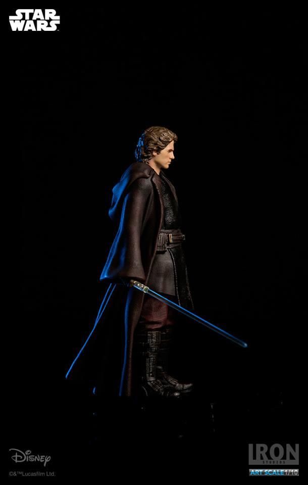 IRON STUDIOS: ANAKIN SKYWALKER  art scale 1/10  Anakin-skywalker-art-scale-iron-studios-13